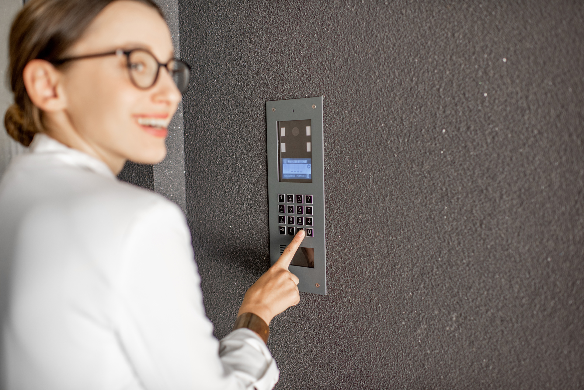 Intercoms Roden Security